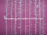 Polyester 0.7nm Lurex Feder-Garn (ES11049)