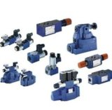 Vanne hydraulique directionnelle / pression / solénoïde Yuken