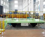 重いローディングを用いる柵で動作する30t電気自動車