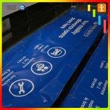 Kundenspezifische Drucken-im Freienbekanntmachenvinyl-Belüftung-Flexfahne (TJ-BO1)