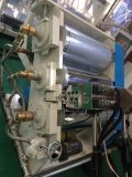 Ölen Plastik-PP/HIPS/PE Blatt-Extruder Yxpc des Selbstrollenwechsler-, hydraulische Winde-Plastikblatt-Verdrängung-Maschine, die grosse Rolle, die einfachen Extruder der Bewegungs-PP/PS/PLA wickelt