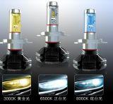 Accesorios de coche nuevo LED deiluminación del Automóvil de faros de coche