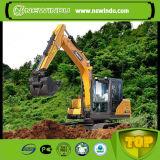 Sany SY215 22 tonne Crawler RC pour la vente d'Excavateur hydraulique