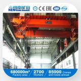 中国高いQualiyt Qdのモデルモーターによって運転される二重ガードの天井クレーン