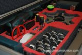 Macchina per la frantumazione portatile della valvola a saracinesca di Dia220-630mm
