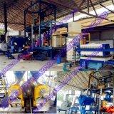 1-20T/H Usine de professionnels de fruits de palmiers et en appuyant sur l'usine de prétraitement de l'huile