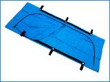 Blauer PP+PE Leichensack