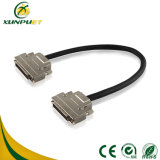 Kommunikations-Gerät SCSI 100pin kupferner Draht-Daten-Kabel
