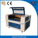100ワットの中国Acut 6090 CNCレーザーの打抜き機