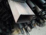 Q195 Q235 resíduos explosivos de tubo de aço preto ao redor do tubo de aço