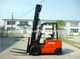 2 Tonnen-Minibatterie-elektrischer Gabelstapler für Verkauf Cpcd20c