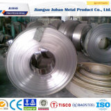 304 201 316 bandes de bande d'acier inoxydable d'épaisseur de 2b 0.1mm