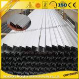 Perfiles solares de anodización del marco de la protuberancia de aluminio del fabricante de China