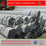 Warm gewalztes Square Pipe White Steel Pipe 110mm (A210)