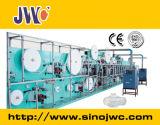 máquina para fabricar toallas sanitarias Servo completa (JWC-KBD-SV)