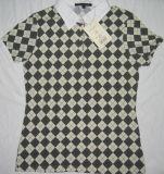 De T-shirt van Lady&acutes