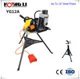 """12"""" Groover rouleau tuyau hydraulique de la machine avec moteur de 1500W (YG12A)"""