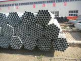 Tubo de acero Pre-Galvanizado pared fina
