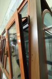 Звуконепроницаемые Tilt-Turn внутрь открывающегося заднего стекла