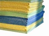 マイクロファイバー製クリーニングタオル