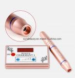 Charmant 4 Bildschirm-Tätowierung-Maschine für permanente Verfassungs-Schönheits-Kosmetik Microblading Feder-permanenten Verfassungs-Tätowierung-Installationssatz