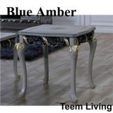 Meuble classique pour table basse en bois massif adapté aux meubles de salon (BA-1809)