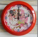 Horloge de mur de Caron de cadeau