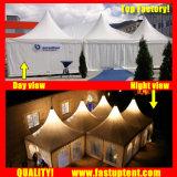 Limpar Tenda Gazebo Pico Alto transparente tenda para 200 pessoas lugares comentários