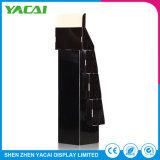 Papel resistente Piso Stand Pantalla Productos Rack