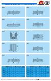 Radiateur en aluminium d'extrusion pour la transmission d'émission