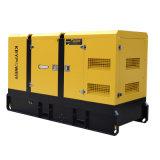 Couleur jaune générateur diesel Cummins Engine 50Hz générateur diesel silencieux avec la CE l'ISO