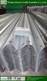 BS EN-1317 системы безопасности дорожного движения W-Guardrail дальнего света