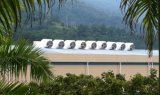 Ventilador de techo Ventilador de techo superior// /Ventilación del techo de ventilador de techo