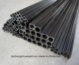 Od2.0*1.0Idmm Pultruded tubo redondo de fibra de carbono