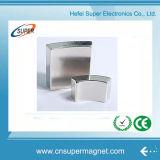 Высокое качество индивидуального Arc NdFeB магнита