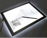 Tarjeta del bosquejo del LED, luz ajustable y de control de tacto inteligente