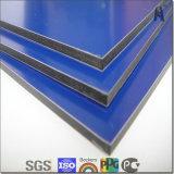 hoja compuesta de aluminio de 4m m 0.4m m PVDF
