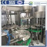 Macchina per l'imballaggio delle merci imbottigliante di riempimento dell'acqua pura minerale completa automatica della bottiglia