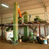 semi di 50-100td Tung, semi del Jatropha, olio da cucina della noce del karitè che preme pianta