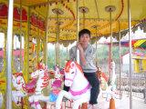 Merry Go Round Passeios Kiddie Carousel