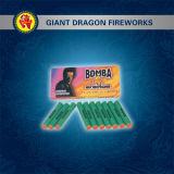 Cracker der Abgleichung-4# mit 1 Feuerwerk-Kracher des Knall-K0204