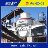 El uso de cemento Max750 Proyecto de construcción Verticle hormigonera