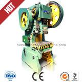 J23 tipo ampiamente usato macchina della pressa meccanica da vendere