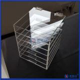 中国の製造業者の熱い販売のTranspantのアクリルの構成ボックス