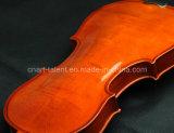 El abeto Solidwood populares violín 1/8-4/4 (N-V02)