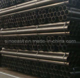 ERW nero Steel Pipe Made in Cina