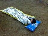 Saco de dormir de emergencia