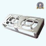 주문을 받아서 만들어진 Zinc Plated Sheet Metal Fabrication 및 Stamping
