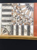 Pared de la nueva antigüedad del diseño 2017 y azulejo de suelo de cerámica