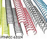 Metal Double Loop Wire (NPCC-63124)